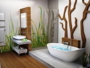 Водоустойчив ламинат за подова настилка в банята